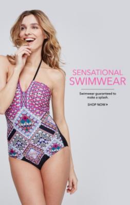 Shop swimwear and women's bikinis and swimsuits at George.com