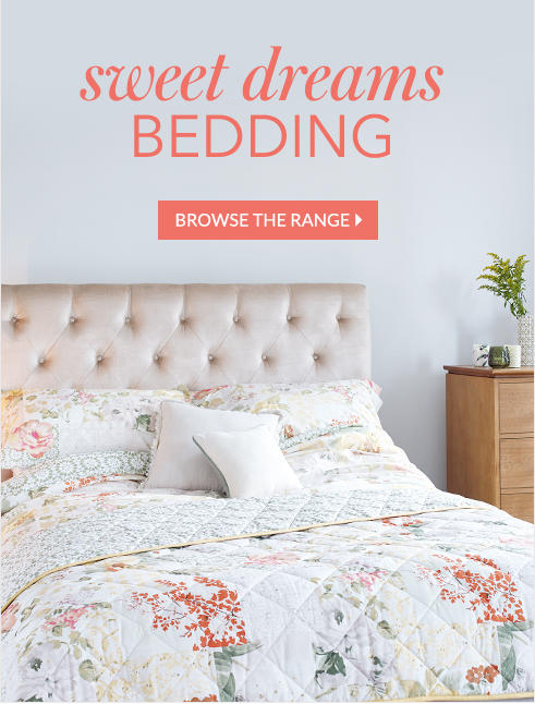 Explore our new range of bedding now at George.com