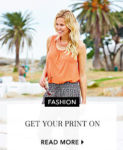 Find out more about our printed trouser offer at George.com