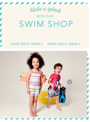 spring fashion checklist swim shop
