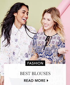 Find our latest blouses and how to wear the trend now at George.com