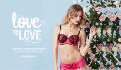 shop the Valentines range at George.com