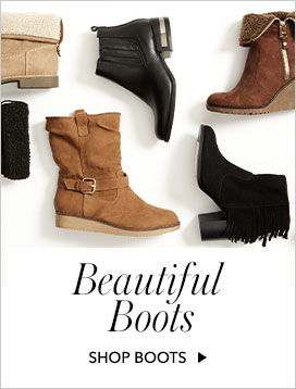Step into a world of winter boots at George.com