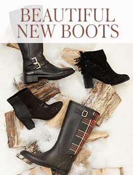 Step into a boot wonderland at George.com