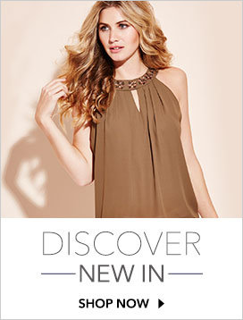 Shop hundreds of new arrivals for women each week at George.com with free click and collect and free in-store returns