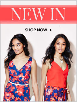 Shop women's new clothing arrivals from George.com with free in-store returns and free click and collect