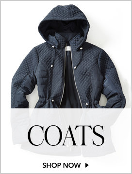 It's  time to get set for winter with a brand new coat. From cosy parkas to leather ja