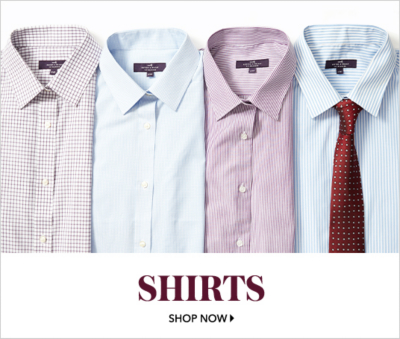 Shop high quality men's shirts now from George at Asda