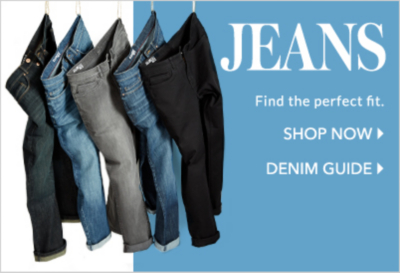 Shop our range of jeans now at George.com