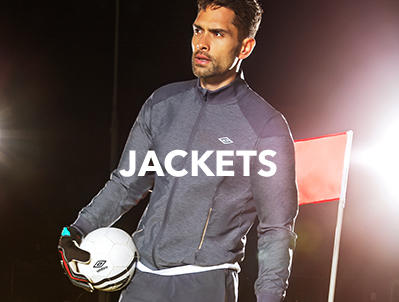 Explore Umbro jackets for men at George.com