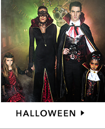 Shop everything you need for Halloween at George.com