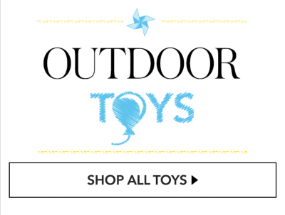 George outdoor toys