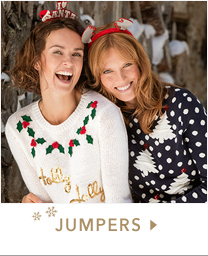 Shop Christmas jumpers and festive novely knitwear for all the family at George.com