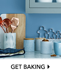 Put on your chef hat and get baking at George.com