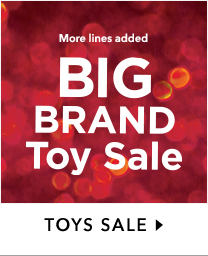 Discover our amazing value toys in our wonderful bi brand toys sale, on now only at George.com