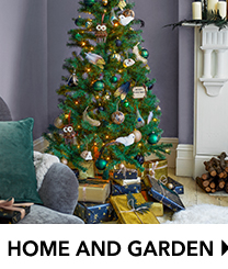 Make your house a home and your garden your perfect outside space with a range of home and garden accessories at George.com
