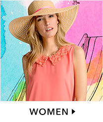 From sun dresses to sun hats, have your most stylish summer yet with the women's collection from George at Asda