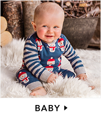 Cute and cosy clothes for your baby at George.com