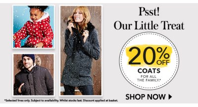 Shop coats for all the family, men's, women's, and kids' winter coats now at George.com