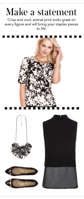 Monochrome must have trends