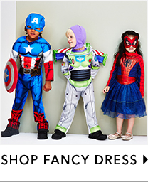 Shop kids' fancy dress outfits now at George.com