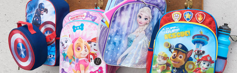Get them term ready with our range of girls' backpacks at George.com