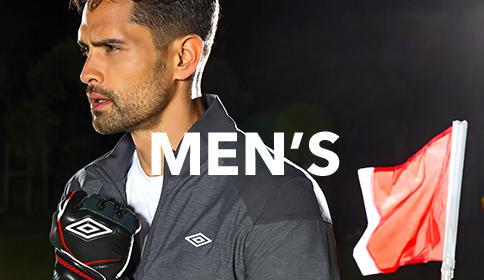 Shop Umbro clothing for men at George.com