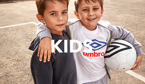 Discover Umbro clothing for boys at George.com