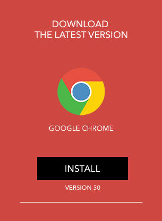 Install Google Chrome for a better experience at George.com