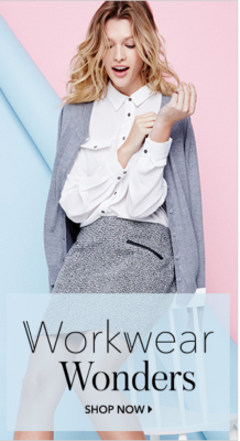 Browse a range of women's workwear at George.com