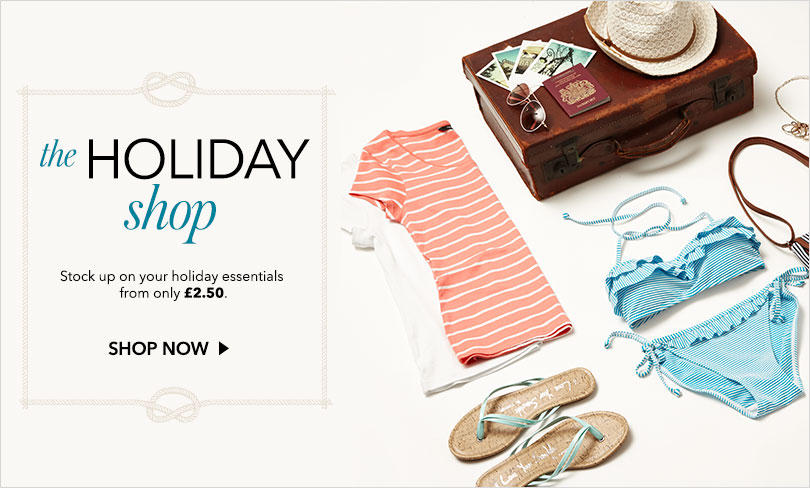 Complete your summer wardrobe in one shop with George.com