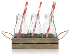 Discover a range of rustic and vintage home accessories at George.com