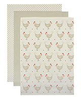 Choose from a range of printed tea towels at George.com