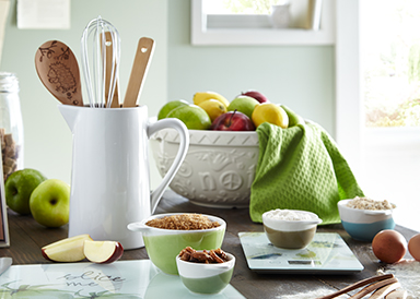 Shop baking accessories inspired by nature with the wonderful hibernate range from George.com
