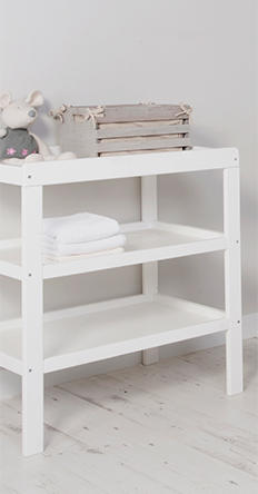 Shop the Rafferty nursery furniture range at George.com