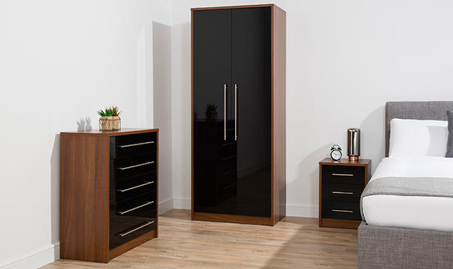 Shop the Donahue bedroom range at George.com