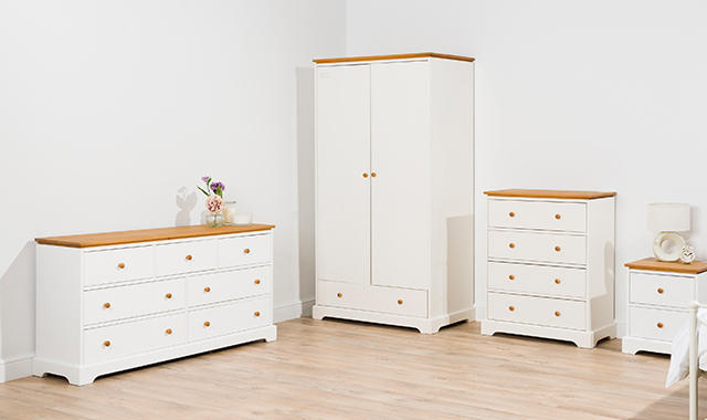 Buy the Gilmore bedroom range at George.com