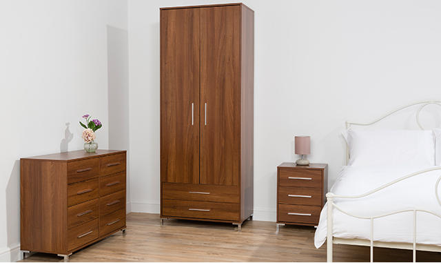 Discover the Kaitlin bedroom furniture range at George.com
