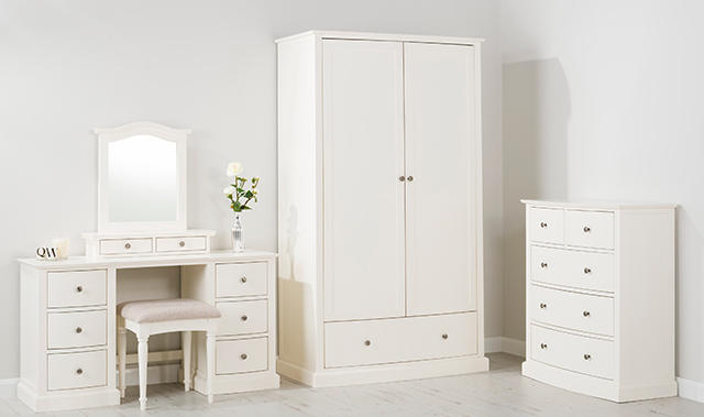 Buy Rochelle bedroom furniture at George.com