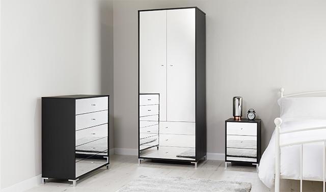 Shop the Shona bedroom range at George.com