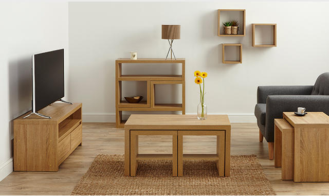 Shop the Leighton living room furniture range at George.com