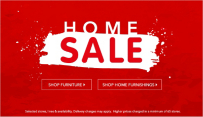 Browse our fantastic range of home furnishings, now at 20% off selected lines,  at George.com