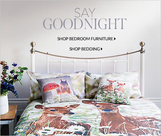 Get your bedroom ready for summer at with our range of new bedding now at George.com