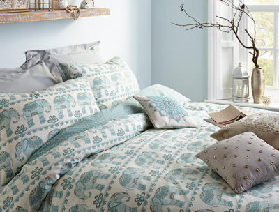 Discover beautiful bedding inspired by faraway lands, only at George.com