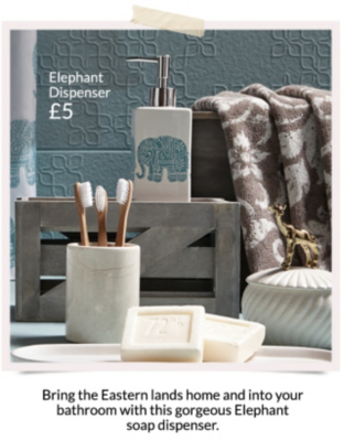 Shop a range of beautiful and affordable bathroom accessories at George.com