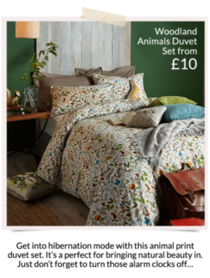 Pick soft and sumptuous bedding at George and Asda