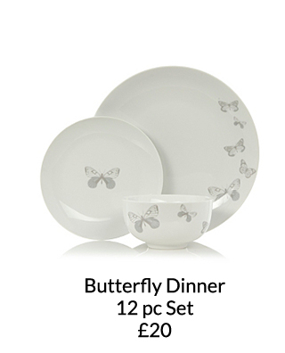 Pick from a range of gorgeous dinner sets to suit your style at George.com