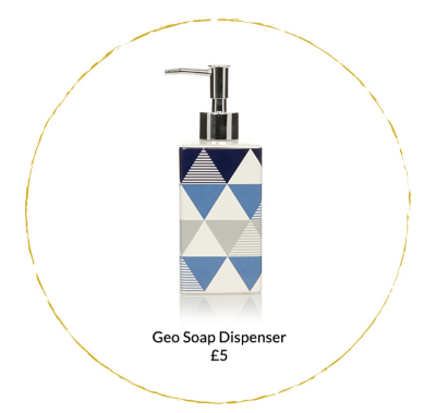 Pick from a range of gorgeous bathroom accessories and instantly update your bathroom at George.com