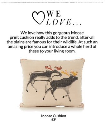 Discover a range of animal patterned and animal print cushions at George.com