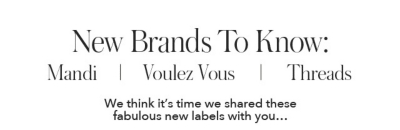 George brands